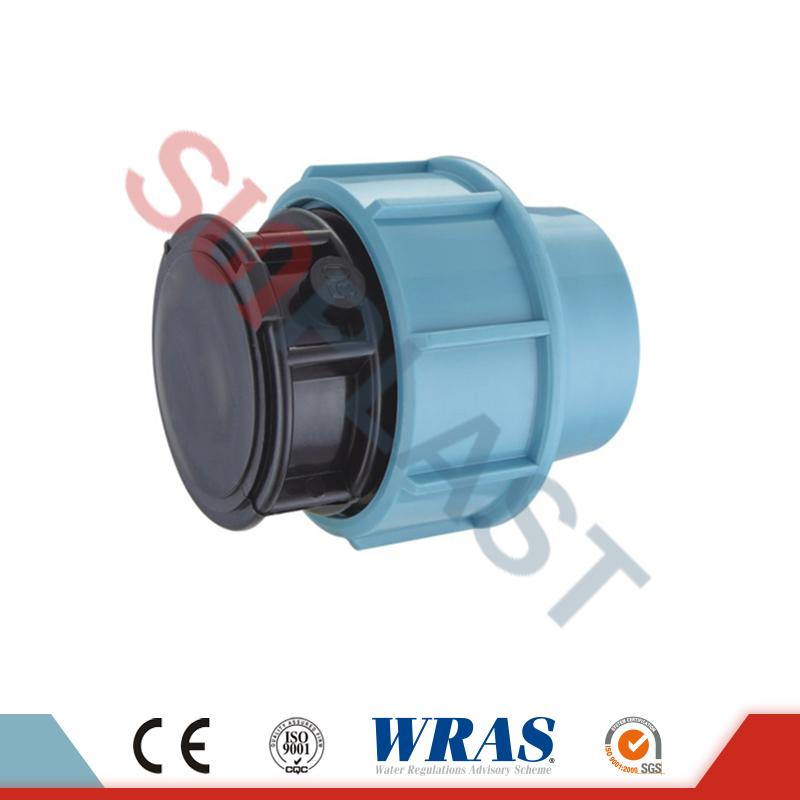 PP Compression Pipe End