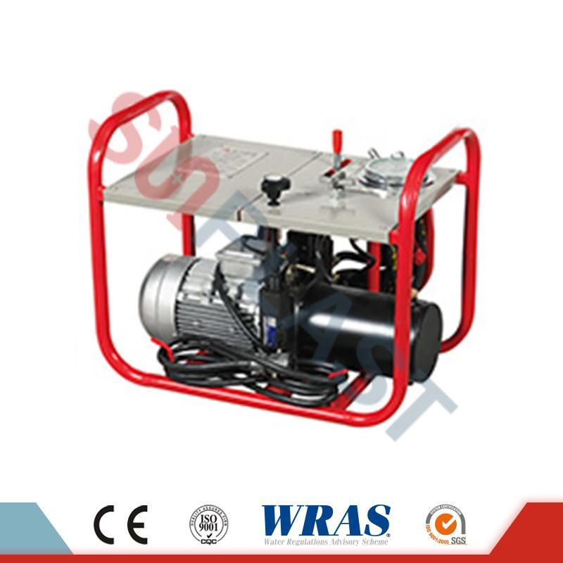 90-250 mm-es hidraulikus Butt fúziós hegesztőgép HDPE csőhöz
