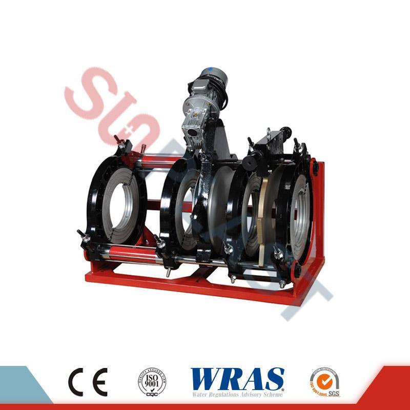 710-1000mm hidraulikus Butt fúziós hegesztőgép HDPE csőhöz