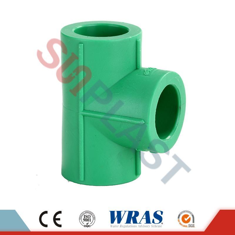 PPR Tee For Water Plumbing