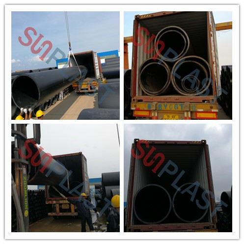 1200mm HDPE Pipe